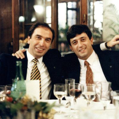 Stefano e Pino